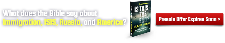 What does the Bible say about Immigration, ISIS, Russia, and America? Presale Offer Expires Soon, Learn More