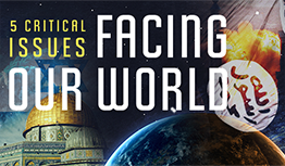 Five critical issues facing our world - Dr. David Jeremiah
