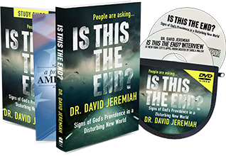 People are Asking...Is This the End? CD DVD - from Dr. David Jeremiah