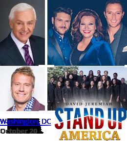 Stand Up - Washington DC - Dr. David Jeremiah