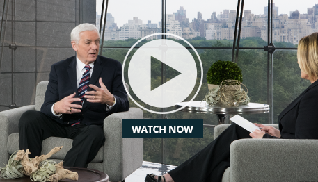 Watch Dr. David Jeremiah's extended interview with host Sheila Walsh