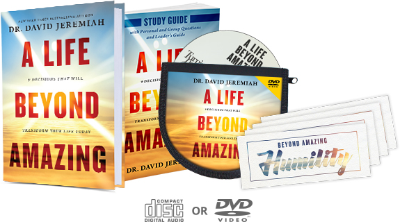 A Life Beyond Amazing - CD/DVD Set
