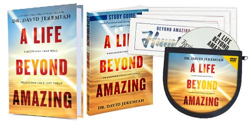 A Life Beyond Amazing DVD Set