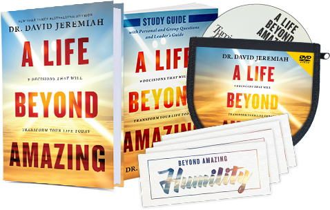 A Life Beyond Amazing Study Set