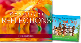 Beautiful Reflections - 2014 Calendar