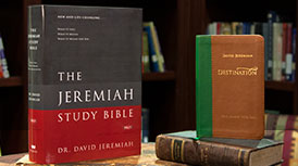 Hardback Study Bible with Destination Devotional