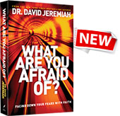 What Are You Afraid Of? - NEW