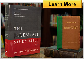 Introducing The Jeremiah Study Bible