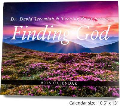 The Exclusive 2015 Turning Point Calendar - Finding God