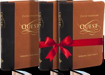 3 Quest Devotionals