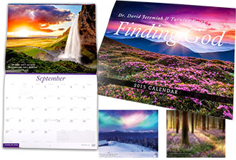 Finding God - 2015 Turning Point Calendar