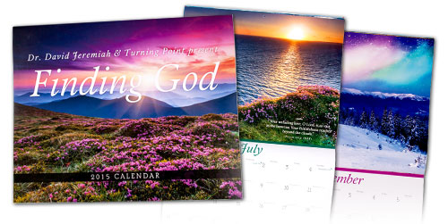 2015 Calendar - Finding God