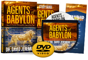 Agents of Babylon DVD Set by Dr. David Jeremiah
