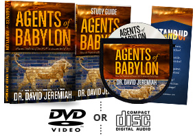Agents of Babylon by Dr. David Jeremiah