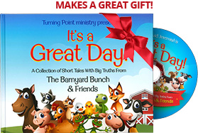 It's A Great Day! Makes a Great Gift!