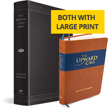 The Jeremiah Study Bible Large Print Plus The Upward Call