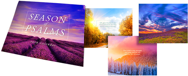 Seasons of Psalms 2016 Calendar