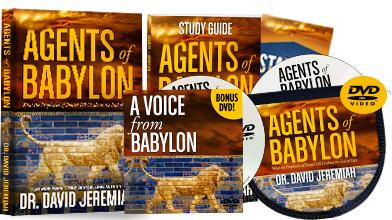 Agents of Babylon DVD Video Study Set