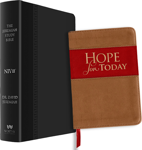 Hope for Today and The Jeremiah Study Bible