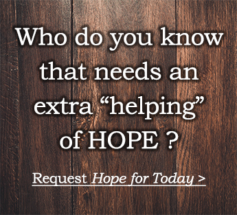 Request Hope for Today