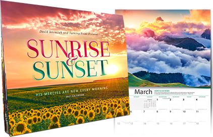 Exclusive Sunrise & Sunset 2017 Calendar