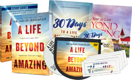 A Year to Live Beyond Amazing DVD set