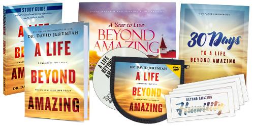 A Life Beyond Amazing  Workbook DVD Set