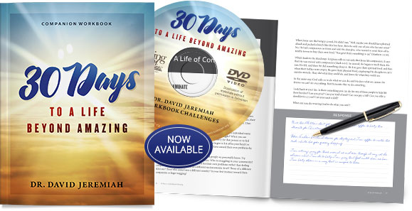 30 Days to a Life Beyond Amazing Workbook