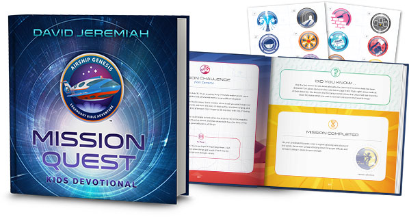 Mission Quest, a 52-Week Kids Devotional