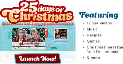 25 Days of Christmas - Launch Now!