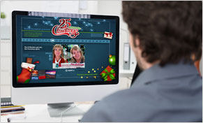25 Days of Christmas Online