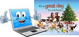 Kids Calendar Website