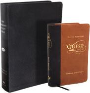 Quest Devotional + The Jeremiah Study Bible