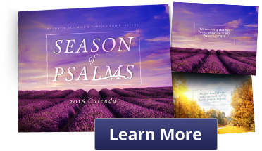 Seasons of Psalms, 2016 Calendar; Learn More