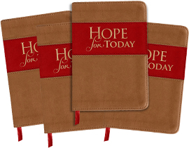 4 Copies of Hope for Today