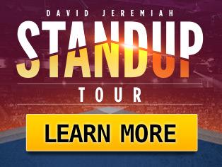 David Jeremiah's Stand Up Tour