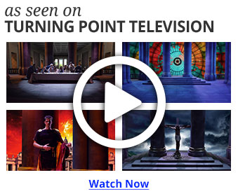 Watch Now! As Seen on Turning Point Television