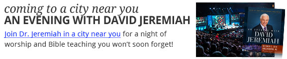 An Evening With David Jeremiah