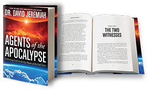 With Your Gift of Any Amount - Agents of the Apocalypse (book)