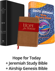Airship Genesis Kids Study Bible + JSB + Hope for Today