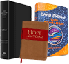 Hope for Today + Jeremiah Study Bible + Airship Genesis Bible