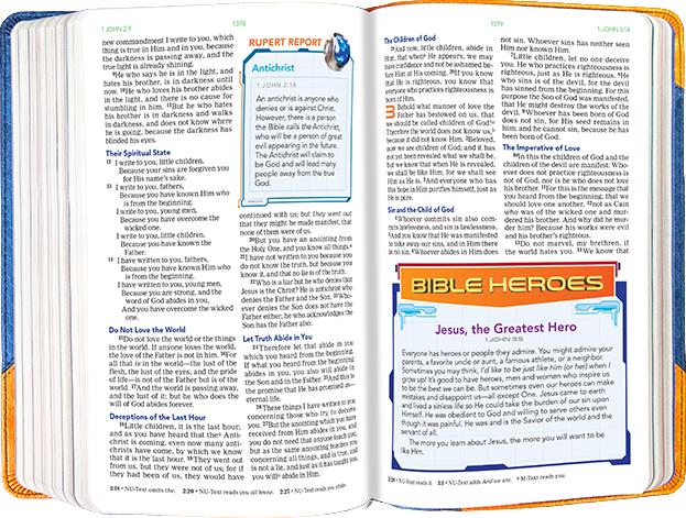 51 Bible Heroes