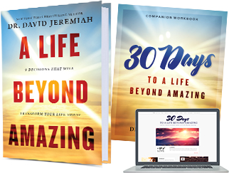 A Life Beyond Amazing Book and 30 Days to a Life Beyond Amazing digital workbook