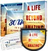 A Life Beyond Amazing study set on DVD Video or Audio CD