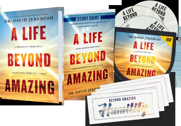 A Life Beyond Amazing Study Set