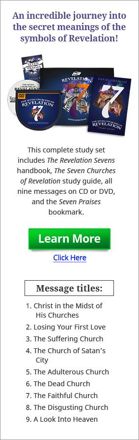 The Seven Churches of Revelation Study Set