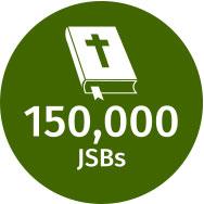 150,000 JSBs