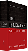 Jeremiah Study Bible - Hardcover Edition (NKJV)