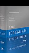 Jeremiah Study Bible - Hardcover Edition (NIV)