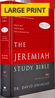 Jeremiah Study Bible - Hardcover Large Print Edition (NKJV)